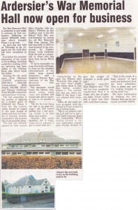 Nairnshire Telegraph Jan 14